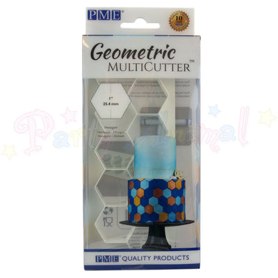 PME Geometric Multicutter Hexagonal MEDIUM