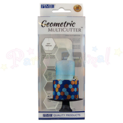 PME Geometric Multicutter Hexagonal SMALL