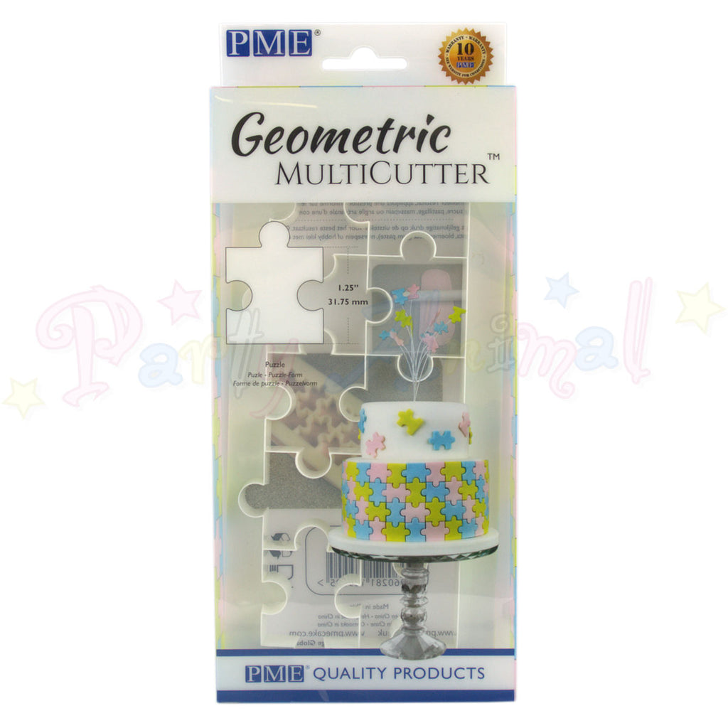 PME Geometric Multicutter Puzzle Piece LARGE