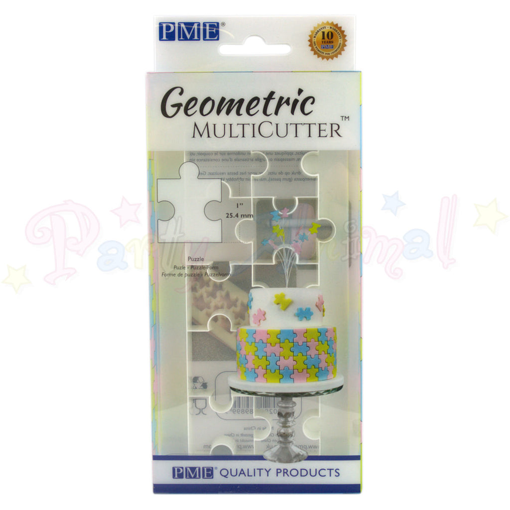 PME Geometric Multicutter Puzzle Piece MEDIUM