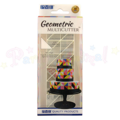 PME Geometric Multicutter Right Angle Triangle SMALL