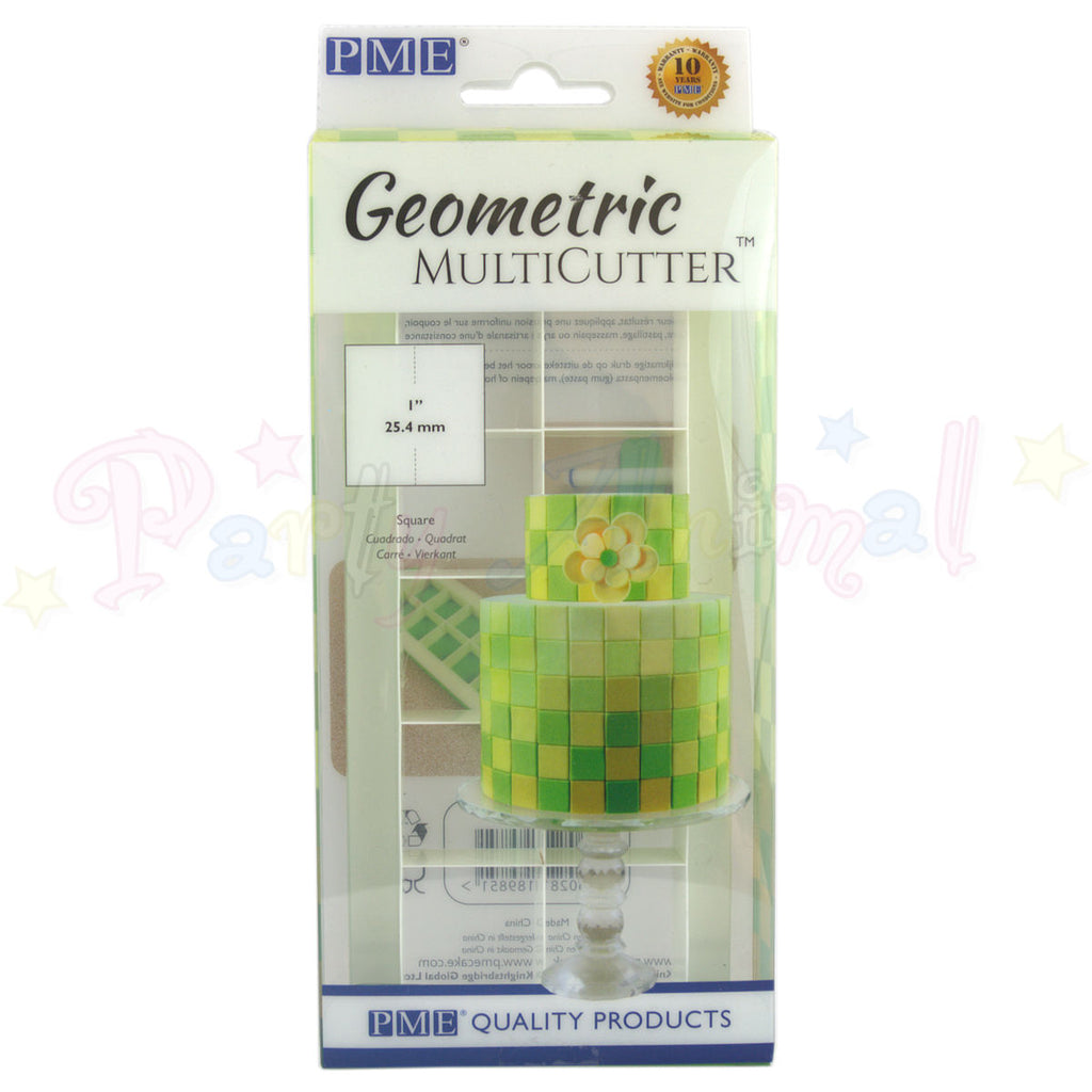 PME Geometric Multicutter Square MEDIUM