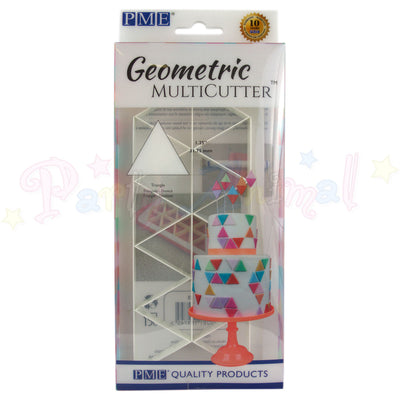PME Geometric Multicutter Triangle LARGE