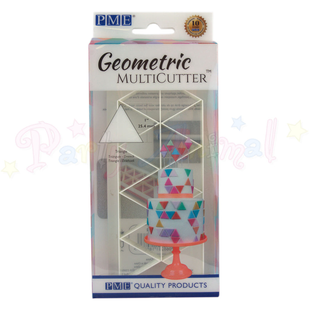 PME Geometric Multicutter Triangle MEDIUM