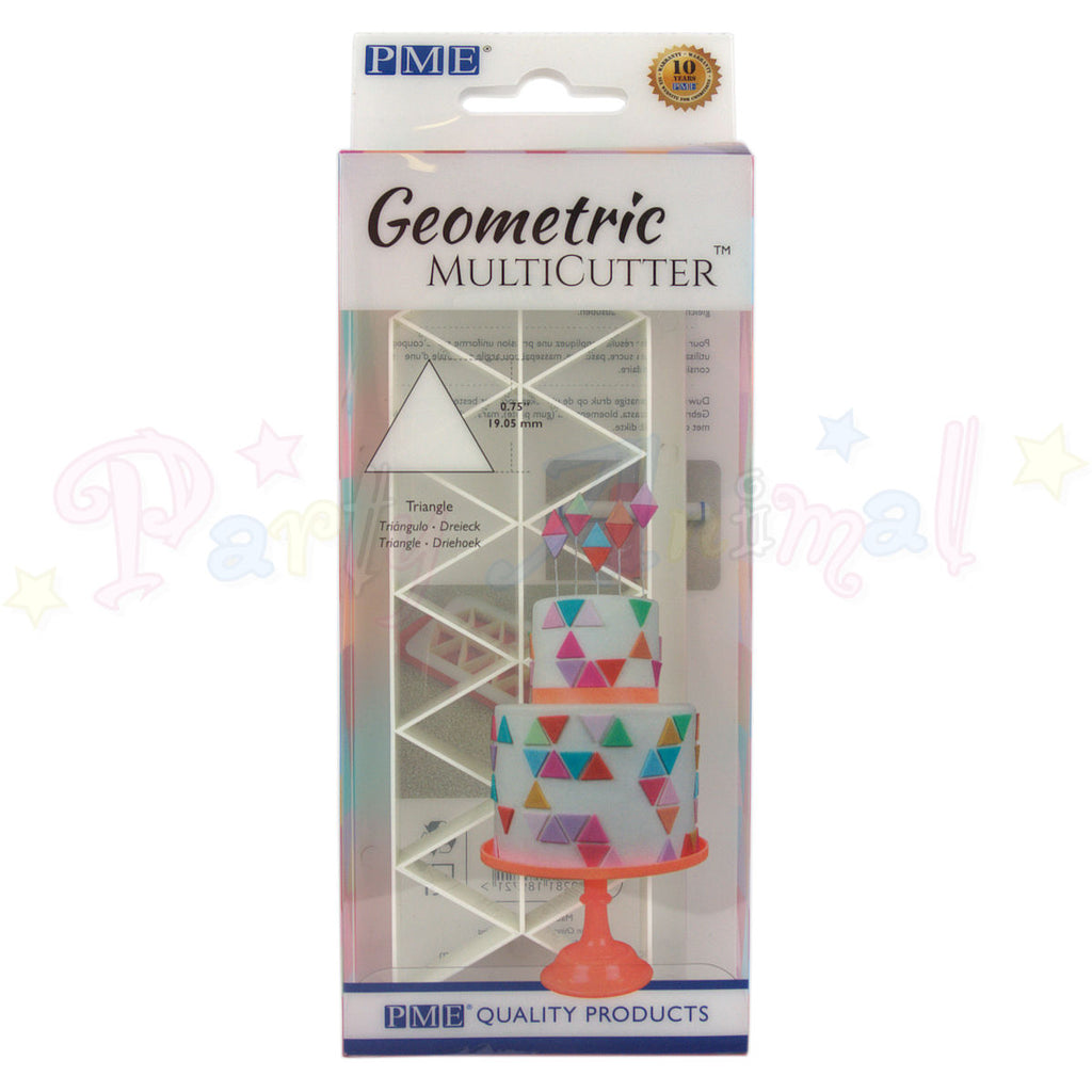 PME Geometric Multicutter Triangle SMALL