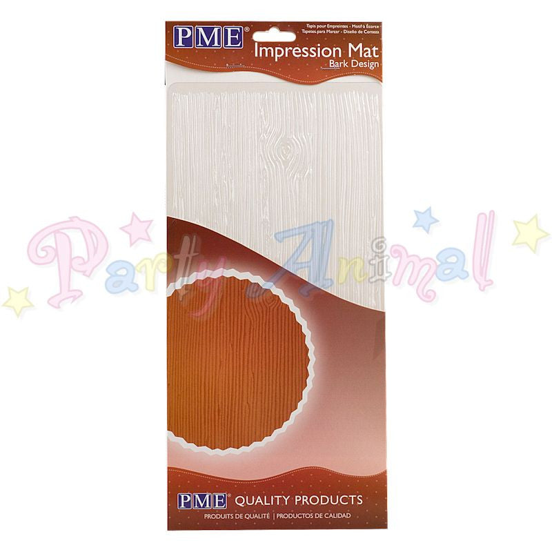PME Impression Tools - BARK Design Embossing Mat