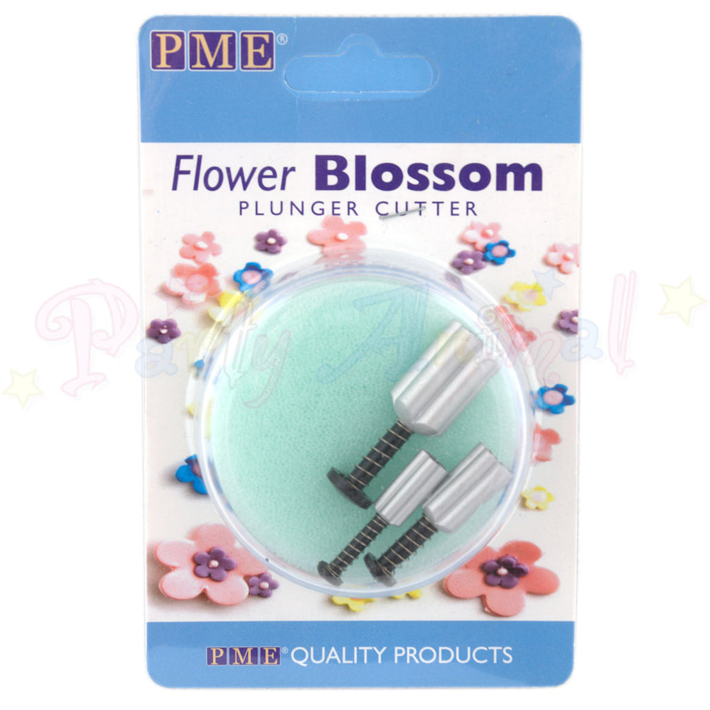 PME Blossom Plunger Cutters Set of 3