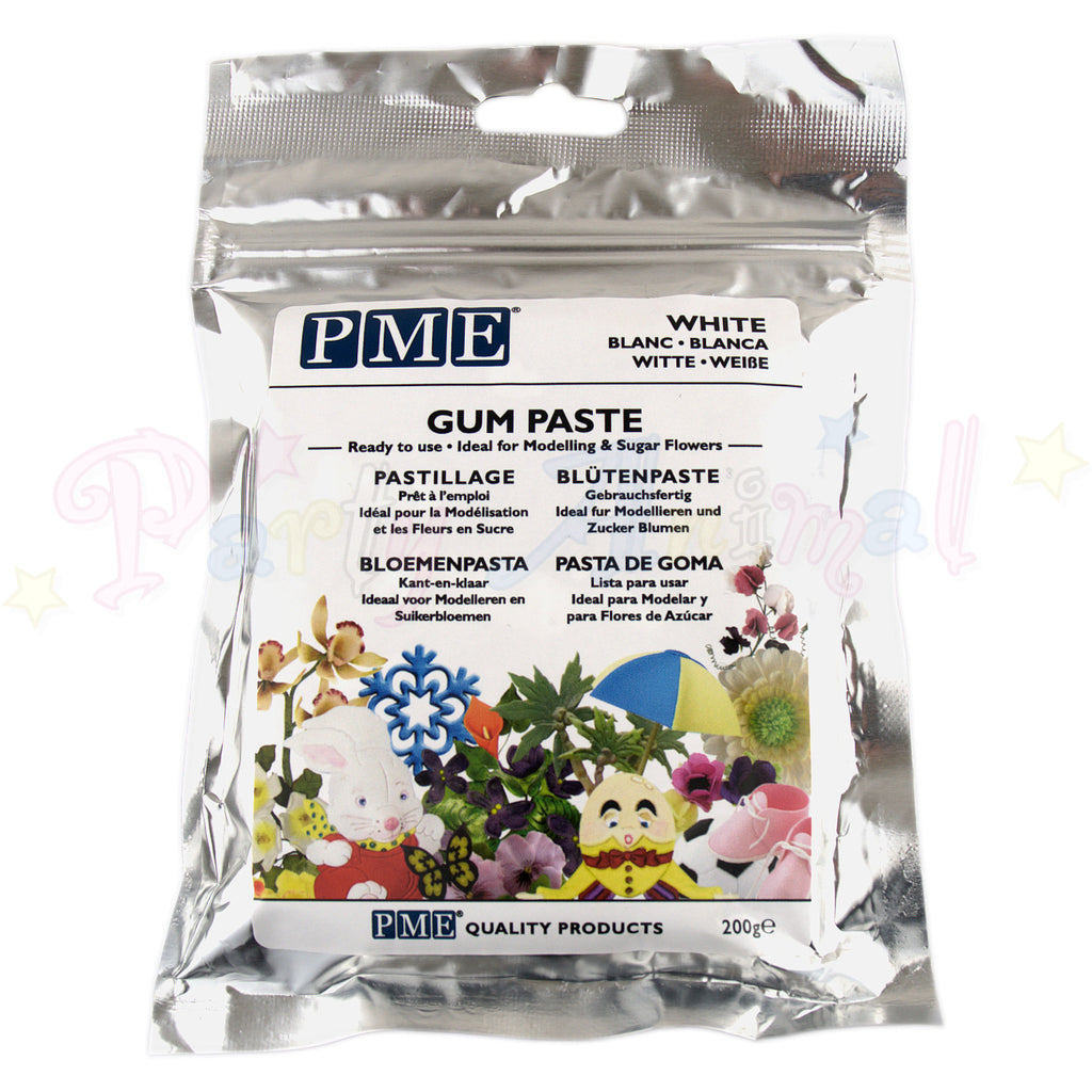 PME Flower / Gum Paste - White 200g