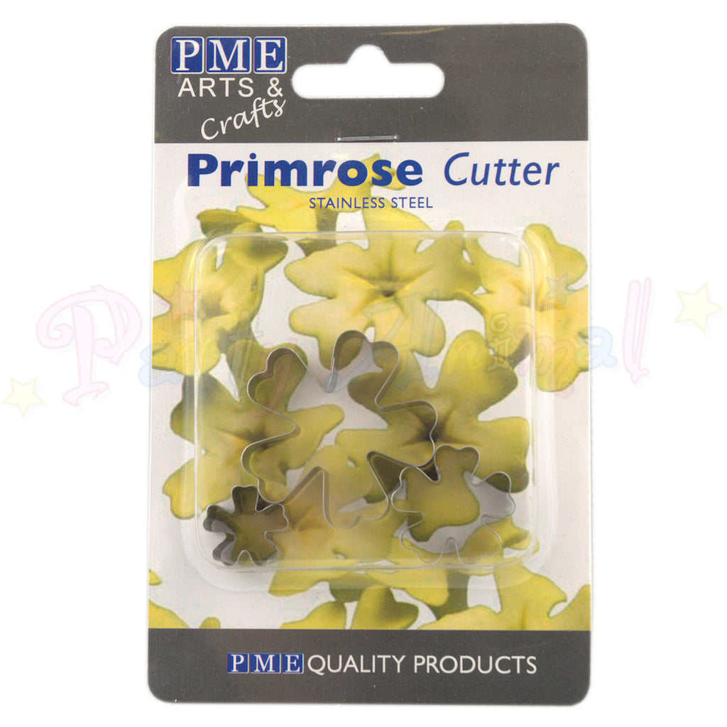 PME Primrose Cutters Set of 3
