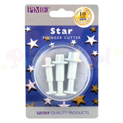 PME Plunger Cutters STAR Set of 3
