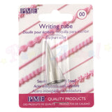 PME Seamless Stainless Steel Piping Icing Tube 00 Plain Writer