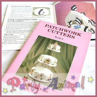 Patchwork Cutters BOOK 6 plus inside view