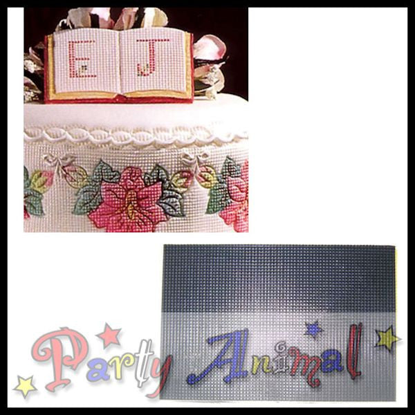 Patchwork Cutters EMBROIDERY GRID EMBOSSER