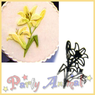 Patchwork Cutters LILY Flower Cutter