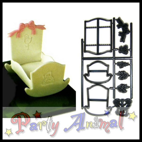 Patchwork Cutters MAKE-A-CRADLE Set