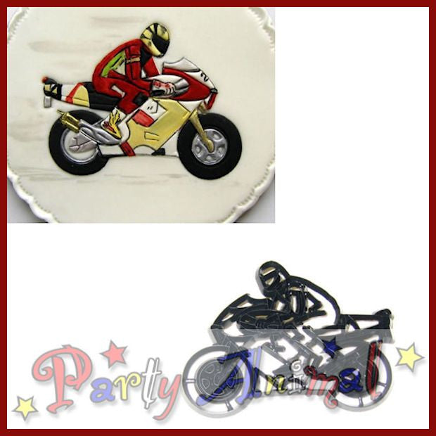 Patchwork Cutters MOTORBIKE/ MOTOR CYCLE