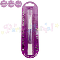 Rainbow Dust Click-Twist Brush Range - METALLIC PURPLE