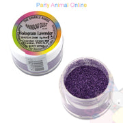 Rainbow Dust Glitter Sparkle Colours - HOLOGRAM LAVENDER