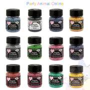 Sparkling Sugar Crystals From Rainbow Dust - Full Set of 13