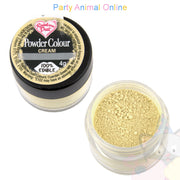 Rainbow Dust Powder Colour Range - CREAM