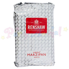 Rencol Marzipan / White Almond Paste - 1Kilo