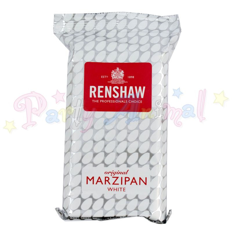 Renshaw Marzipan / White Almond Paste - 500g