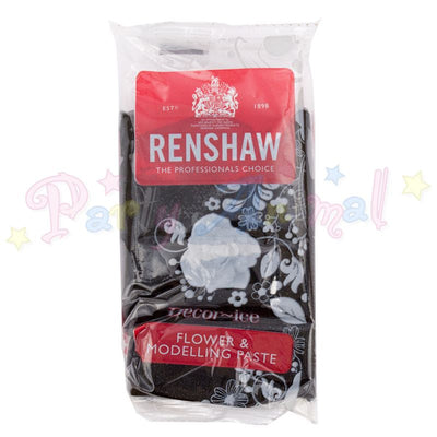 Renshaw Flower & Modelling Paste - Dahlia Black 250g