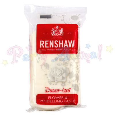 Renshaw Flower & Modelling Paste - White 250g