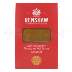 Renshaw - Confectionery Ready to Roll - Caramel - 1Kg