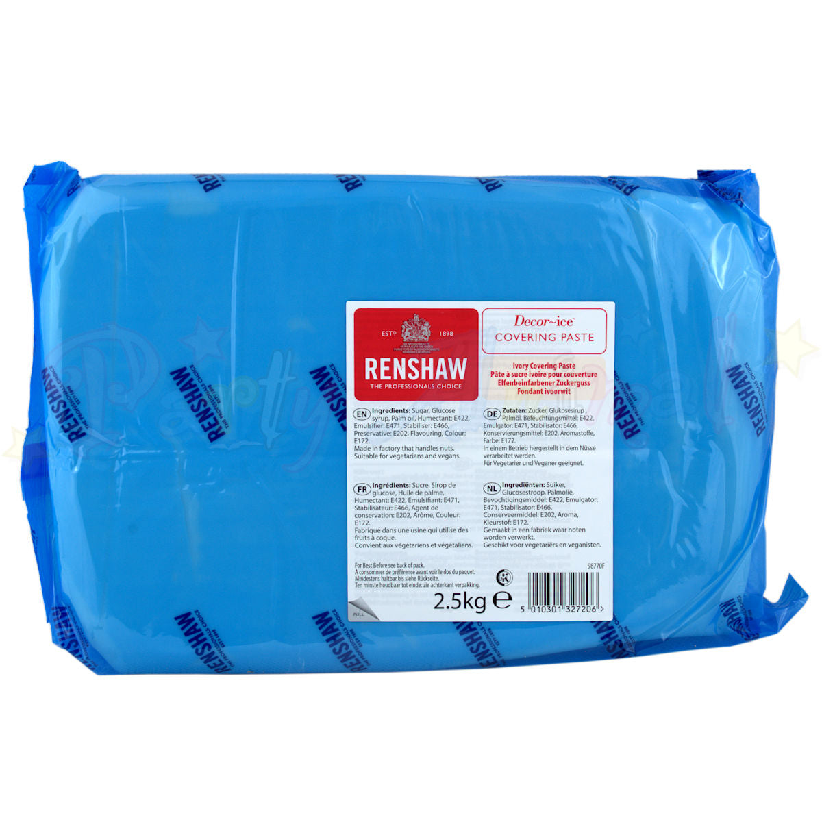 Renshaws Covering Paste - Ivory - 2.5Kg