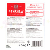 Renshaws Covering Paste - White - 2.5Kg