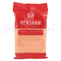 Renshaws Decor-Ice Ready-to-Roll Sugarpaste Icing (Regalice) - Pale Flesh Tone