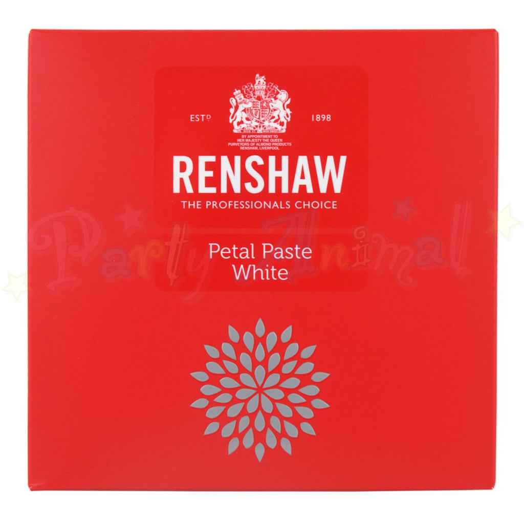 Renshaw Petal Paste - White 300g