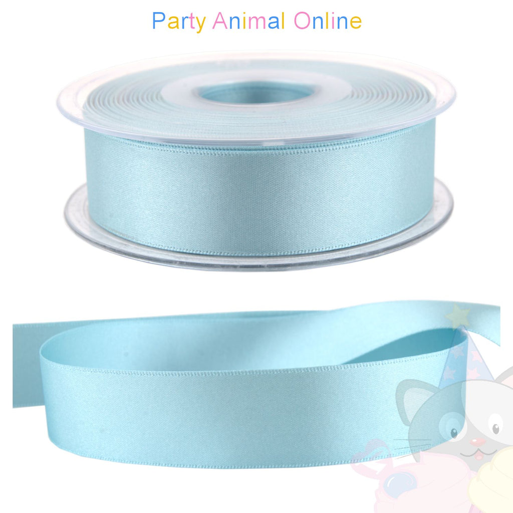 Ribbon 25mm Wide - Colour 11 (Saxe Blue)