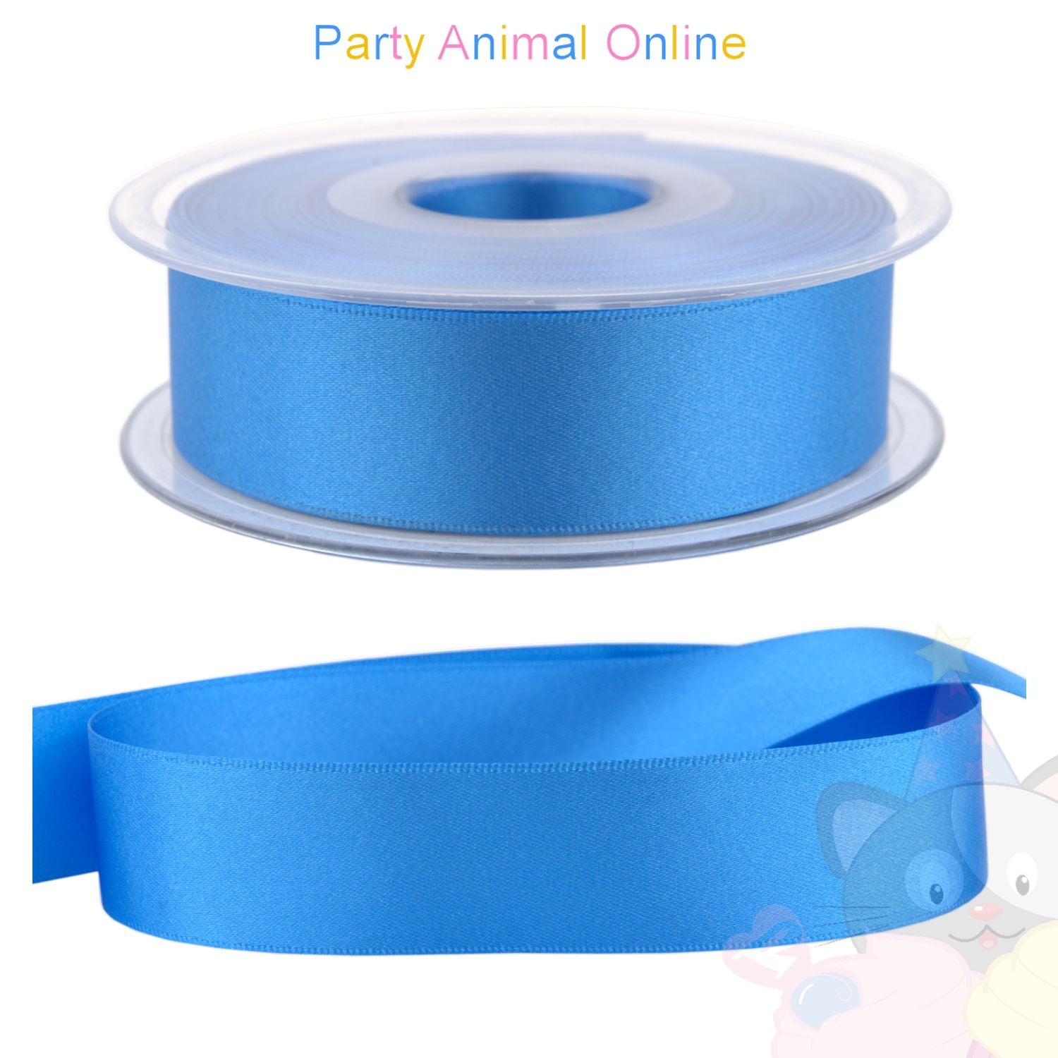 Ribbon 25mm Wide - Colour 12 (Royal Blue)