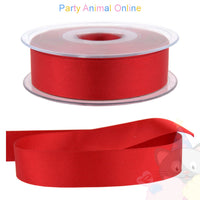 Ribbon 25mm Wide - Colour 15 (Red)