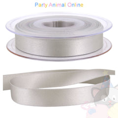 Ribbon 15mm Wide - Colour 18 (Silver Grey)