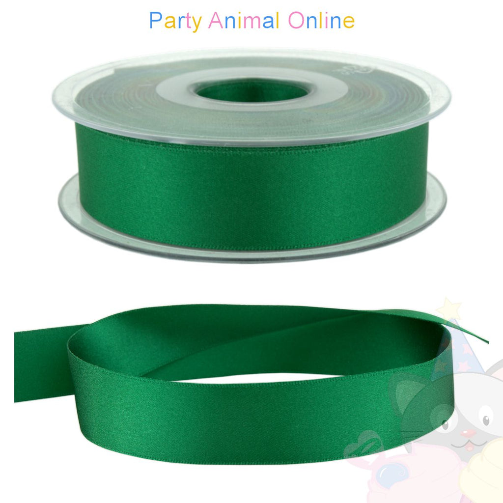 Ribbon 25mm Thickness Colour 24 (Bottle Green)
