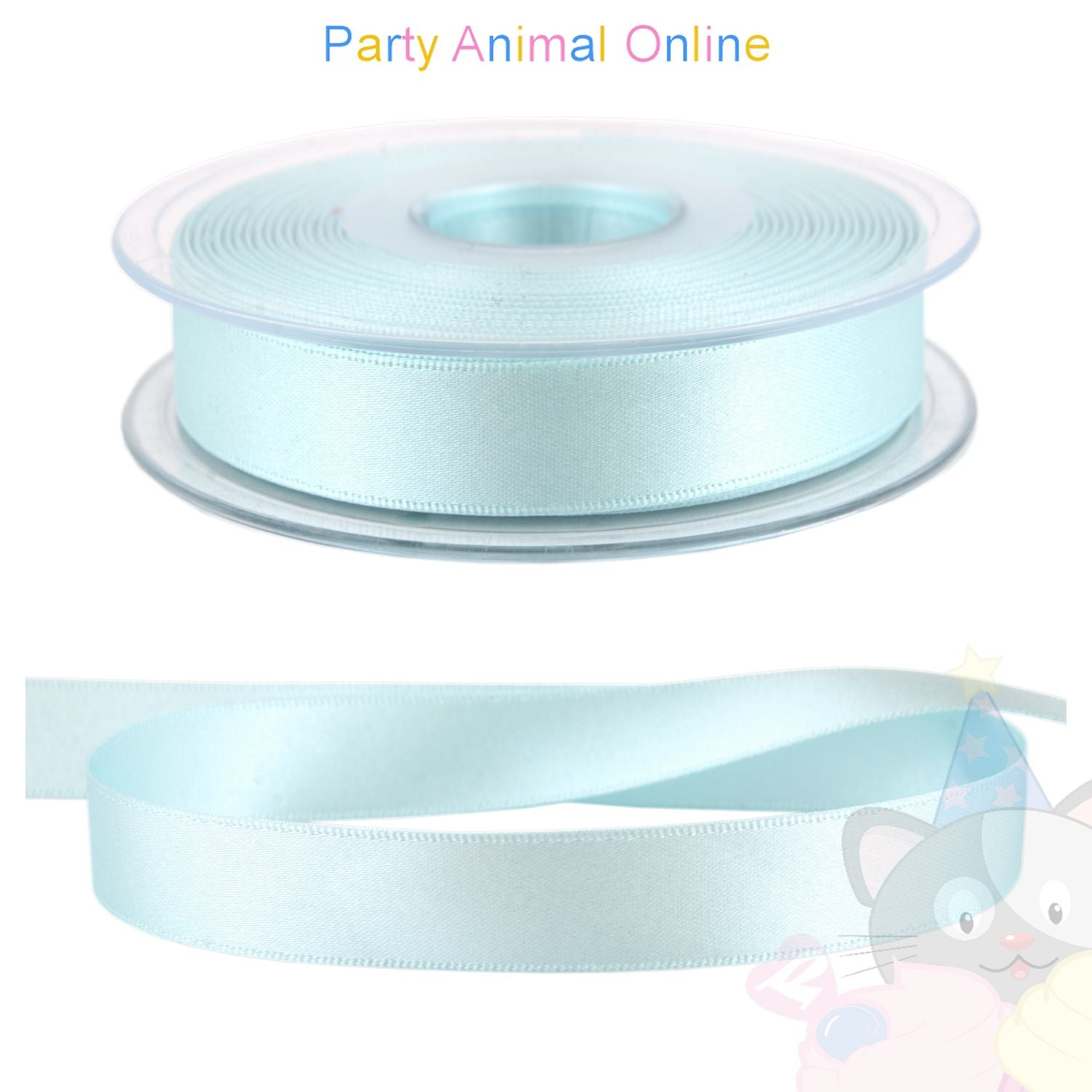 Ribbon 15mm Wide -Colour 3 (Sky Blue)