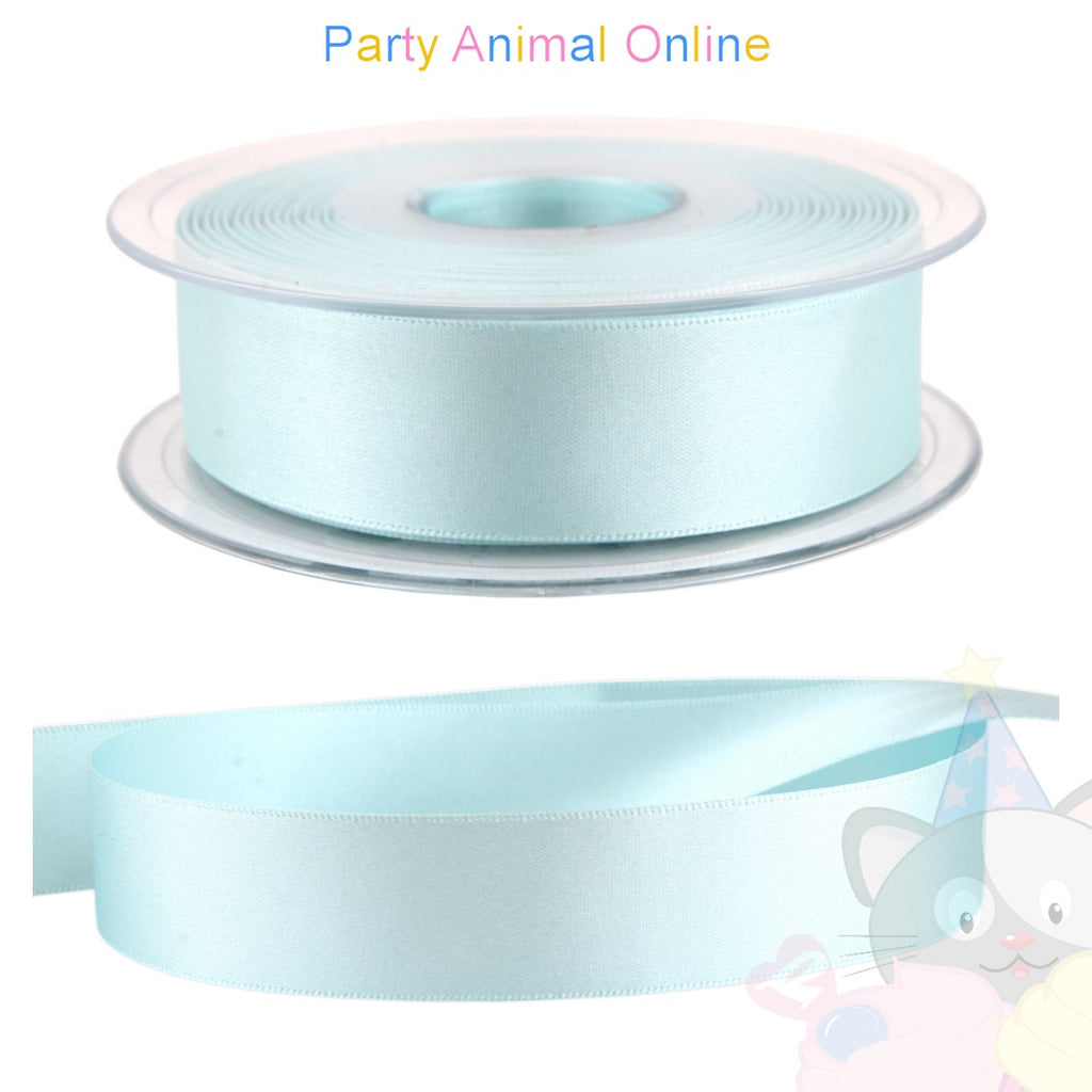 Ribbon 25mm Wide - Colour 3 (Sky Blue)