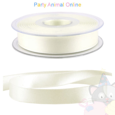 Ribbon 15mm Wide - Colour 419 (Bridal White)