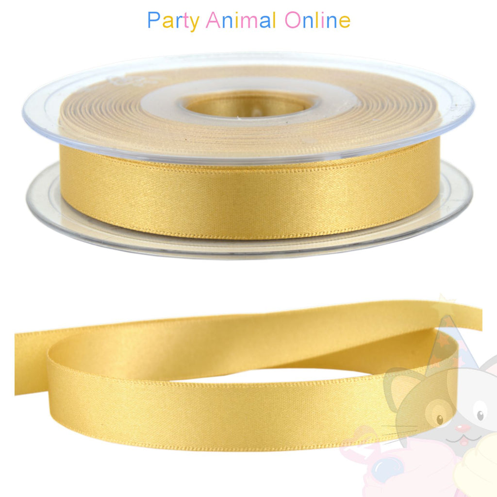 Ribbon 15mm Wide - Colour 678 (Honey Gold)