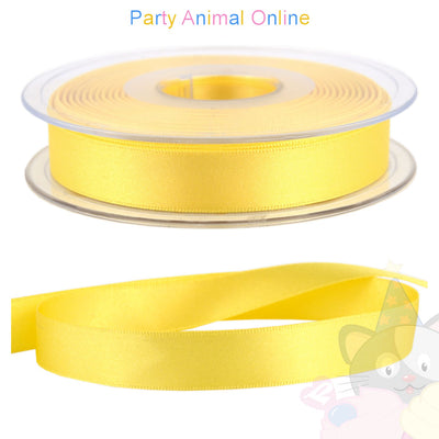 Ribbon 15mm Wide - Colour 679 (Yellow)