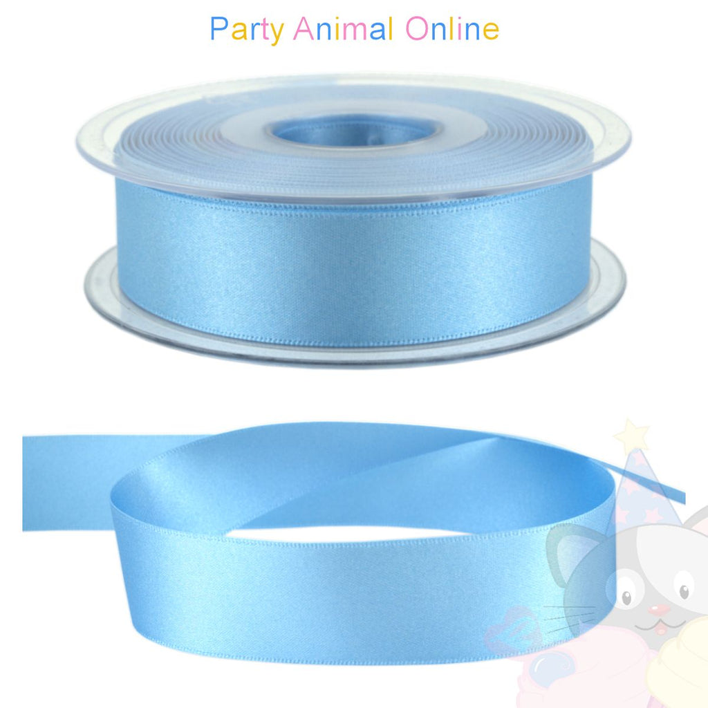 Ribbon 25mm Wide - Colour 76 (Cornflower Blue)
