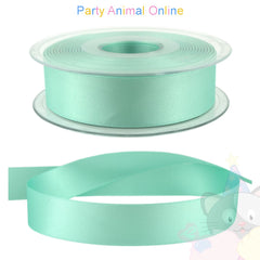 Ribbon 25mm Wide - Colour 78 (Aqua)