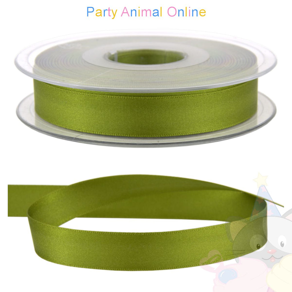 Ribbon 15mm Wide - Colour 79 (Moss Green)