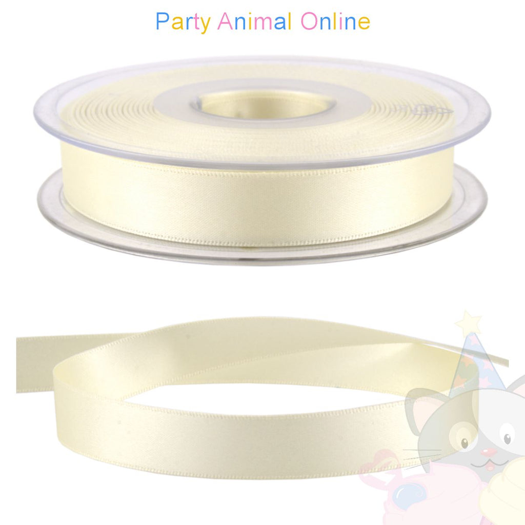 Ribbon 15mm Wide -Colour B420 (Ivory)