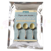 Couverture - Belgian White Chocolate - 300g Pack