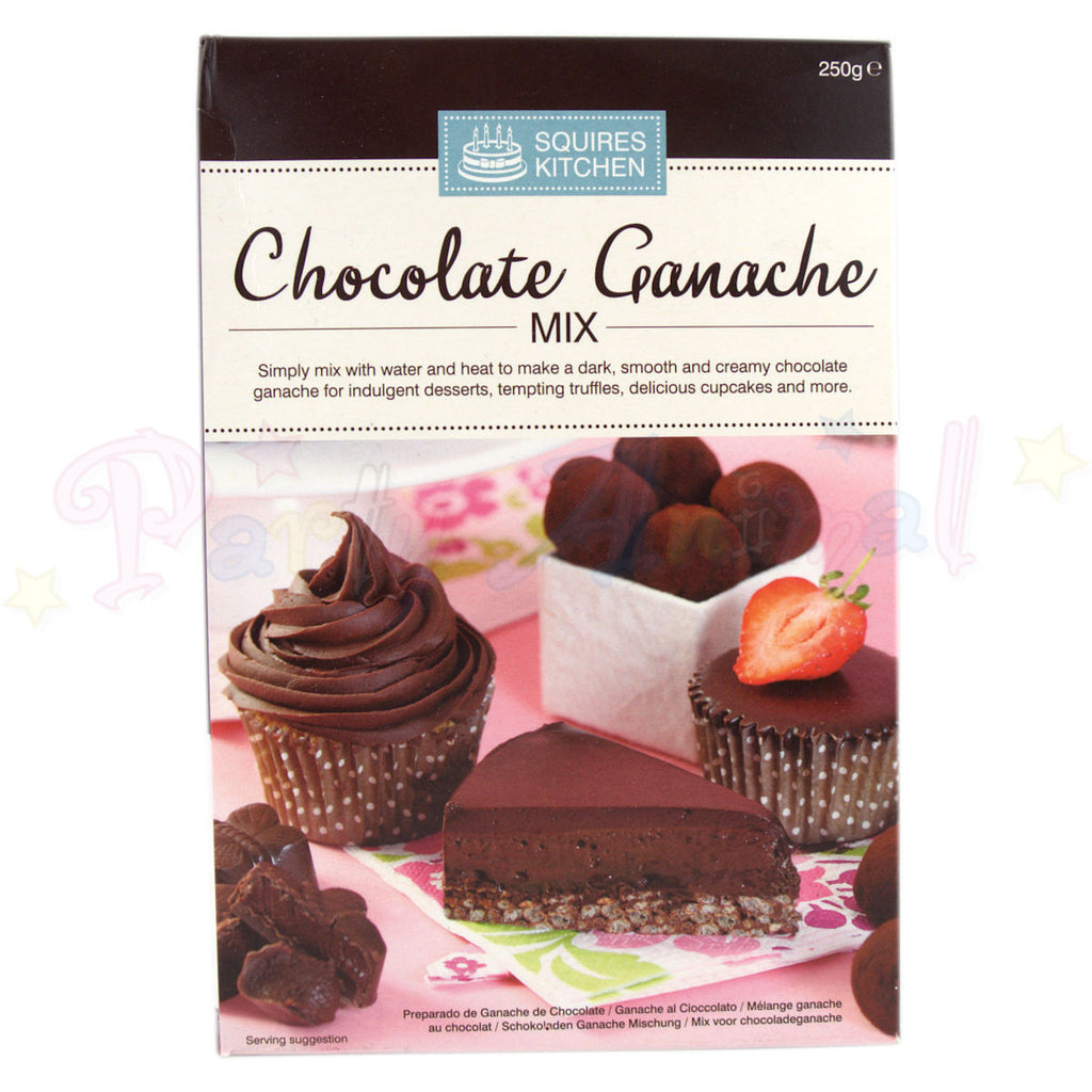 Chocolate Ganache Mix - 250g Pack