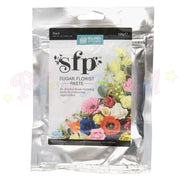Squires Kitchen Sugar Flower Paste SFP - Black 100g